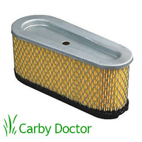 AIR FILTER FOR BRIGGS & STRATTON RIDE ON MOWERS 12HP 12.5HP 493909