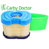 AIR FILTER FOR BRIGGS & STRATTON 40 & 44 SERIES CID OVH V TWIN MOTORS 792105