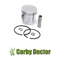 PISTON KIT FOR MITSUBISHI TL43 (40MM) PISTON  RINGS  GUDGEON PIN & CIRCLIPS