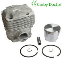 Piston & Cylinder Kit for Stihl TS400 TS 400 Concrete Saw (49mm)
