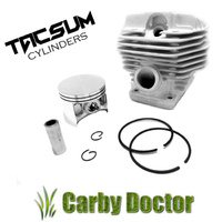 PREMIUM TACSUM BIG BORE CYLINDER KIT FOR STIHL 066 MS660 CHAINSAWS  56MM 1122 020 1211