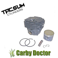 PREMIUM TACSUM BIG BORE CYLINDER KIT FOR HUSQVARNA 362 365 371 372 372XP CHAINSAW 52MM