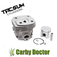 PREMIUM TACSUM CYLINDER KIT FOR HUSQVARNA 359 357XP CHAINSAW 47MM 537 15 73-02