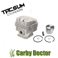 PREMIUM TACSUM CYLINDER KIT FOR STIHL 038 MS380 MAGNUM CHAINSAW 52MM 1119-020-1202