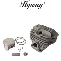 HYWAY NIKASIL CYLINDER BIG BORE KIT FOR STIHL MS440 044 MAGNUM CHAINSAWS 52MM 1128 020 1227
