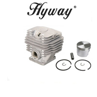 HYWAY NIKASIL CYLINDER KIT FOR STIHL 038 MS380 CHAINSAW 52MM 1119 020 1202