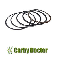 PISTON RING SET FOR HONDA GX340 & GXV340 ENGINES 82MM +.010""