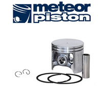 METEOR PISTON KIT CABER RINGS FOR HUSQVARNA 395 395XP CHAINSAW 56MM 537 13 76-71