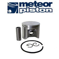 METEOR PISTON KIT CABER RINGS FOR HUSQVARNA 359 CHAINSAW 47MM 537 15 72-02