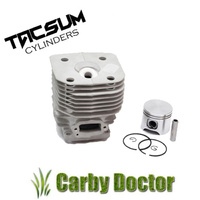 PREMIUM TACSUM CYLINDER KIT FOR HUSQVARNA 3120 3120XP CHAINSAWS 60MM