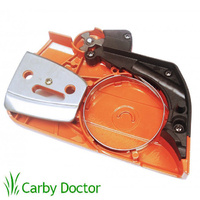 Sprocket Cover Assembly for Husqvarna 350 357XP 359 340 345 346 Chainsaws