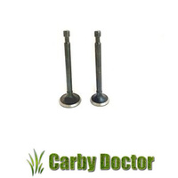 INTAKE VALVE & EXHAUST VALVE FOR ROBIN SUBARU ENGINES EY20 VALVES