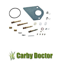 REPAIR KIT FOR BRIGGS & STRATTON CARBURETOR VARIOUS 8HP ENGINES CARBURETTOR