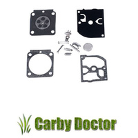 CARBURETOR REPAIR KIT FOR ZAMA RB-100 STIHL FS45 FS38 FS55 BG55 HS45