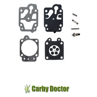 GASKET REPAIR KIT FOR VARIOUS RYOBI & VICTA TRIMMERS BLOWERS CARBURETOR