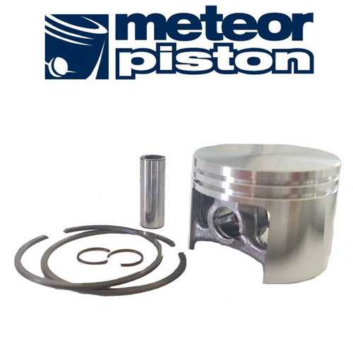 METEOR PISTON KIT CABER RINGS FOR STIHL 038 MS380 MS381 MAGNUM CHAINSAW 52MM 1119 030 2003