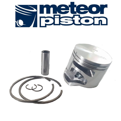 METEOR PISTON KIT CABER RINGS FOR STIHL MS201 MS201T CHAINSAW 40MM 1145 030 2001
